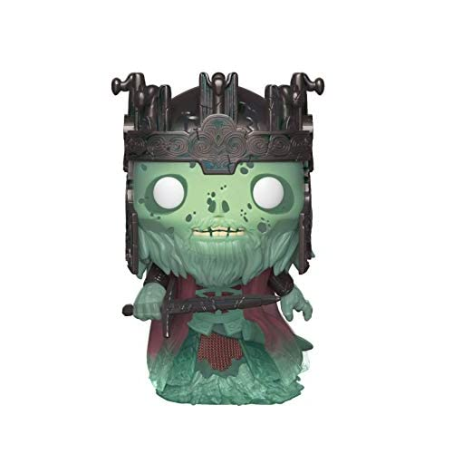 Pop! The Lord of The Rings - Figura de Vinilo Dunharrow King 12