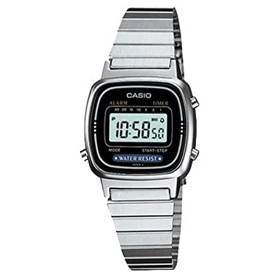 Casio LA670WD-1 Mujeres Relojes