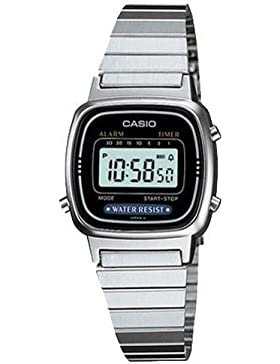 Casio LA670WD-1 Damen Uhr
