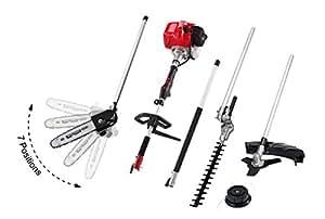 IKRA iBKH 33 set d'accessoires 4 en 1 ébrancheur (essence)