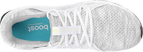 adidas Stella McCartney Women's Ultra Boost Parley Stone/Core White/Mirror Blue/Smc 9.5 M US