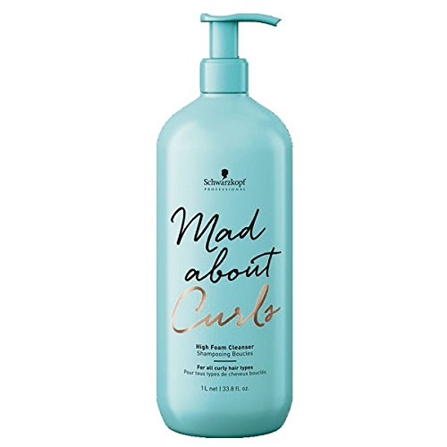 Schwarzkopf Mad About Curls High Foam Cleanser 1000 ml