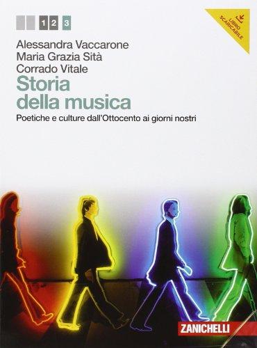 Storia della musica. Per le Scuole superiori. Con CD Audio. Con e-book: 3