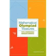 Mathematical Olympiad Treasures by Andreescu, Titu, Enescu, Bogdan (2003) Taschenbuch