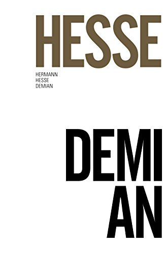 Demian (Libros Singulares (Ls)) por Hermann Hesse
