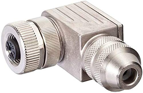 Murrelektronik Buchse M12 gewinkelt 7000-13441-0000000 5-pol. 0,75qmm Rundsteckverbinder, feldkonfektionierbar (Industriesteckverbinder) 4048879198776