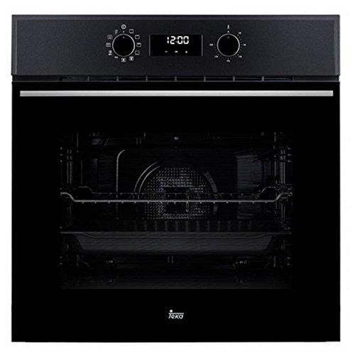 Teka HSB 630P Elektro 70L 3552W A + Schwarz-Ofen (Medium, Electric Oven, 70L, 3552W, 70L, 475x 405x 367mm)