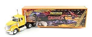 New Ray-16663-leonstar Tema Monster Truck-Die Cast, 36,5cm
