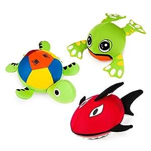 "Sunflex® Spielbälle-Set ""Jumping Animals"""