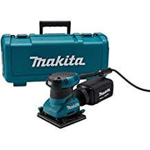 Makita BO4556K - Lijadora Orbital 200W 14000 Rpm 112X102 Mm 1.1 Kg