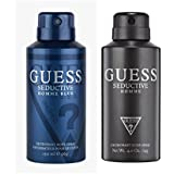 Guess Seductive Home Blue Seductive Home Deodorant Spray - For Men (300 Ml, Pack Of 2)