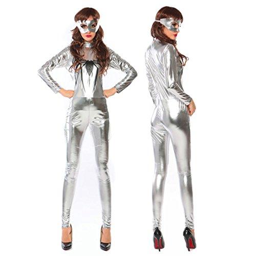 Kostüme Erwachsener Sexy Prinzessin (Nihiug Halloween Cosplay Erwachsener Weiblich Sexy Spider-Man Kleidungsstück Rollenspiele Sänger Kostüme Kostüm Menschliches Skelett)