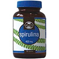 Spirulina 400mg - 90 caps