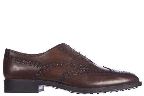 tods-clasico-zapatos-de-cordones-mujer-en-piel-nuevo-brogue-caucho-rv-bucature-marron-eu-39-xxw0rv00
