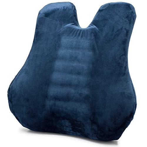 Jueven Memory Foam Lumbal Cushion - Premium-Lendenwirbelstütze Kissen Lower Back Pain Relief,...