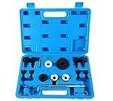 Motor-Nockenwellen-Verriegelungs-Ausrichtungs-TIMING-Werkzeug Kompatibel Für Audi VW SKODA VAG 1.8 2.0 TFSI Mit Blauem Fall