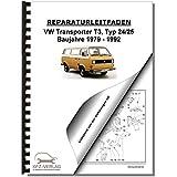 VW Transporter/Bus T3 (79-92) Karosserie-Instandsetzung - Reparaturanleitung