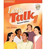 [(Let's Talk Student's Book 1 with Self-Study Audio CD)] [ By (author) Leo Jones ] [September, 2007]