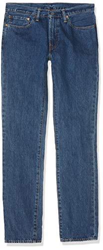 Levi's Herren 511 Fit Slim Jeans, Blau (Stonewash 95978 2923), 34W / 36L (Stonewash Jeans)
