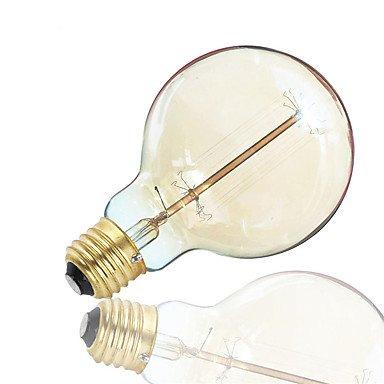 PP 1pcs g95 40w z Weinlese geführte Birne e27 Glühlampe dekorative Lampenbirne vertikale Feuerwerk Edison Lampe ac110-130v -