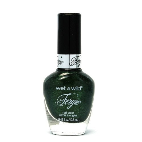 (3 Pack) WET N WILD Fergie Heavy Metal Nail Polish - Emerald Rock City