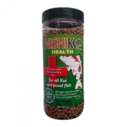nishikoi-health-med-pellet-400g