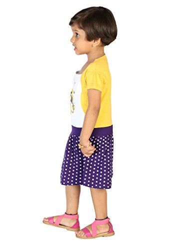 Lil-Orchids-Floral-Printed-Girls-Casual-Dress