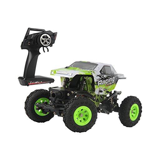 1:24 Skala RC Rennwagen 2.4G Hochgeschwindigkeits-4WD Elektrischer Energie-Buggy weg vom Straßen-Auto - 7