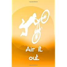 Air It Out: Writing Journal, Diary or Planner