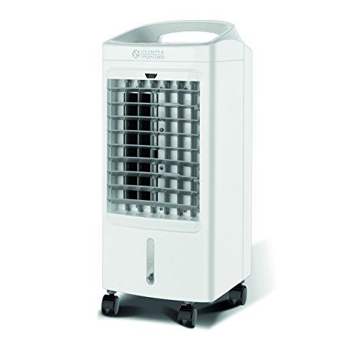 Olimpia Splendid Peler 4E, raffrescatore evaporativo da 75 watt e 3,5 litri