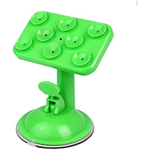 Impalcature mobili graziosi Idea mandrino rotante Universale Universal Desktop Charging Tv Live Green