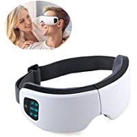 Preisvergleich für Eye Massager, Drahtlose Bluetooth-Link-Telefon Temperatur Verstellbar Massager Augenschutz