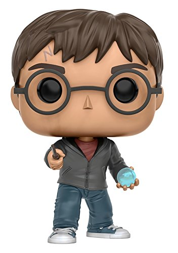 Funko Pop! Película: Harry Potter - Harry Con La Profecía Figura de...