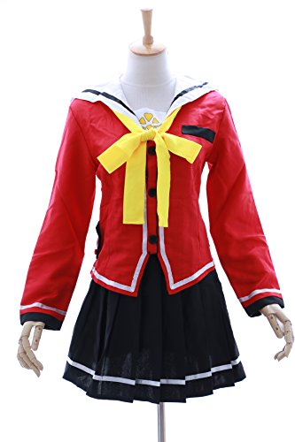 Back To Search Resultsnovelty & Special Use Japanese Anime Charlotte Tomori Nao Cosplay Costume Uniforms Beautiful Hot Sale Dress Costumes & Accessories
