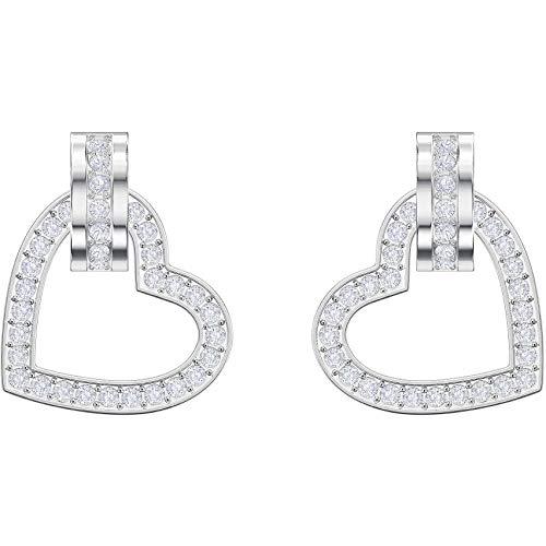 Swarovski orecchini a perno donna acciaio_inossidabile - 5466756