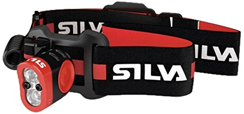 Silva  Stirnleuchte Silva Stirnlampe 'Trail Speed', Rot, One Size, 452800
