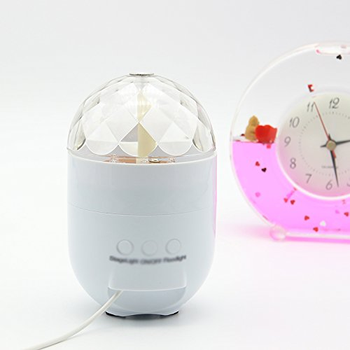 Bar Tischlampe Audio Schlafzimmer Nacht Licht Mode warm Nachttisch Lampe romantische Musik Bühnenlicht LED Lichter,EIN (Tesla Braun Schuhe)