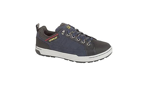 Caterpillar 1622381Lo Chaussures de Sécurité - Bleu - Bleu,