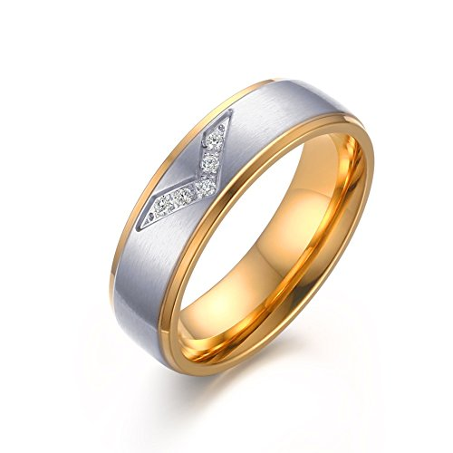 vnox-6mm-mens-womens-stainless-steel-cz-chevron-band-engagement-wedding-ring-silver-face-finish-gold