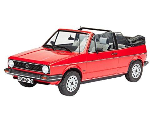 revell-07071-vw-golf-1-cabriolet-kit-di-modello-in-plastica-scala-124