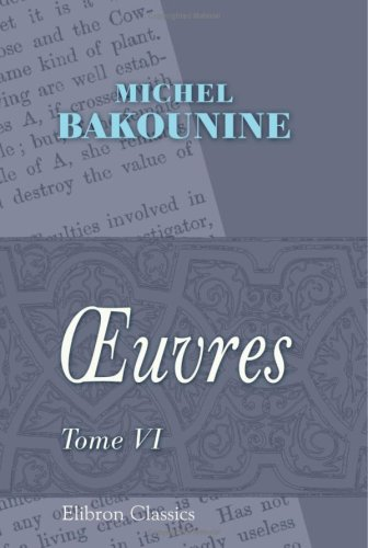 ?uvres: Tome 6