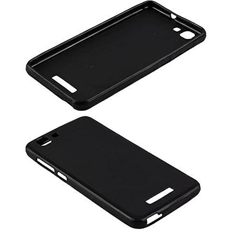 caseroxx Mobistel Cynus F10 TPU-Hülle aus TPU, stoßfeste Schutzhülle Smartphone