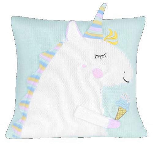 Lovely Polar Bear Cushion Cover Geometric Pattern Throw Pillow Case Home Decorative Cotton Linen Printed Fashion Cojines 45*45cm To Assure Years Of Trouble-Free Service Cushion Cover