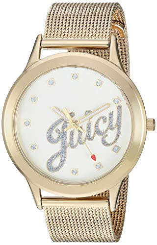 Juicy Couture Black Label Dress Watch JC/1032CHGB