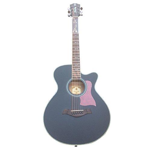 HONSING® 40 pollici chitarra acustica / chipping barile superficie di legno di abete rosso nanyang (12 Guitar Amp)
