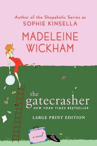 Book cover for The Gatecrasher