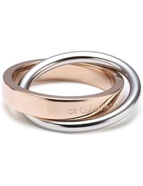 Calvin Klein KJ63BR0101 coil rose Damenring