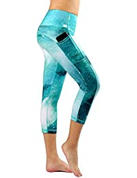 8552658432d052 Munvot Damen Yoga Leggings Sporthose Sport Leggings Tights 1 bis 2er Pack
