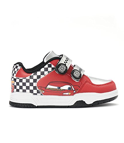 Disney Cars Garçon Sneaker - rouge Rouge
