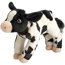 Wild Republic - Mini Vaca de Peluche Cuddlekins, 20 cm (13596)